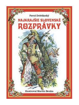 Kniha Najkrajšie slovenské rozprávky Dobšinský
