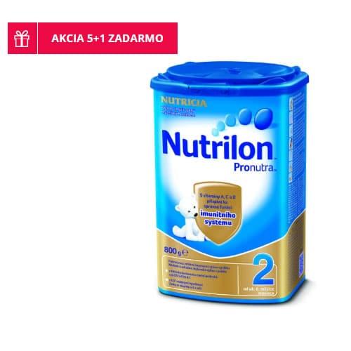 drmax.sk nutrilon 5+1 zadarmo