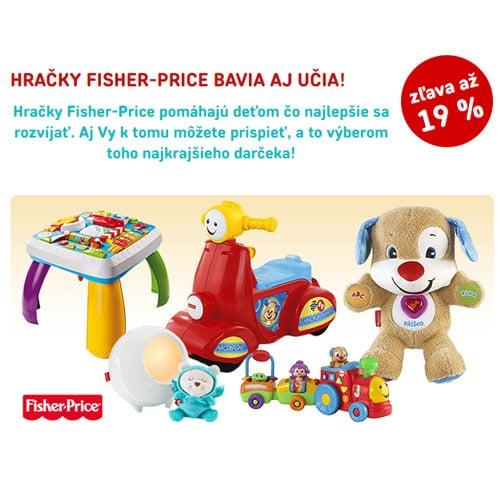 Hračky FISHER-PRICE so zľavou 33%  5b33a5ef5bd
