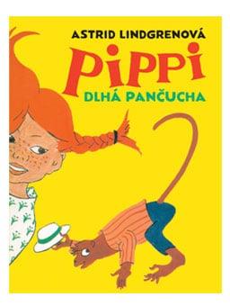 Kniha Pippi dlhá pančucha