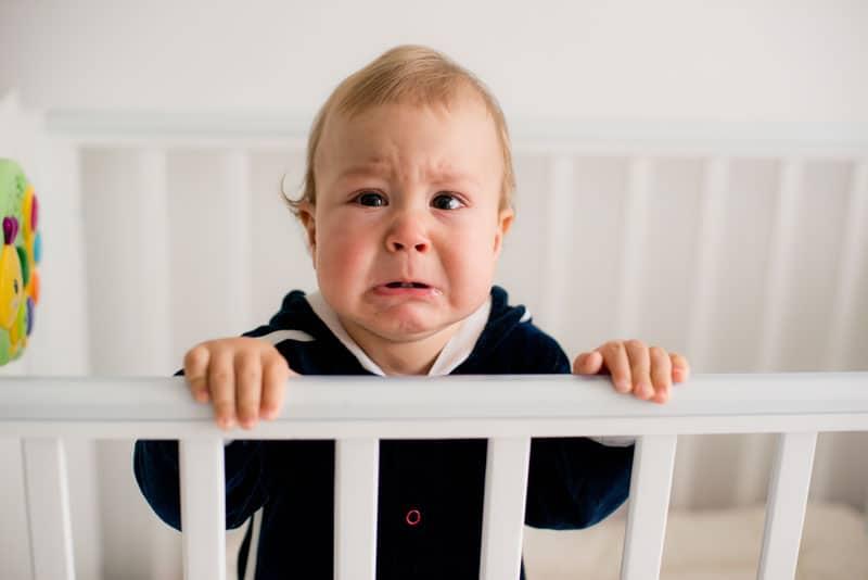 Keď dieťa plače