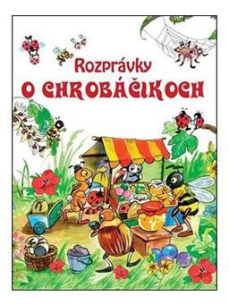 Kniha Rozprávky o chrobáčikoch