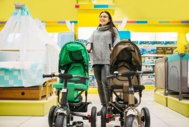 Ako vybrať kočík pre dieťa