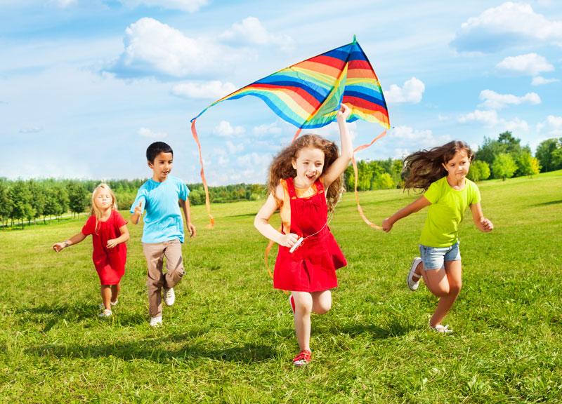 Aktivity pre deti vonku
