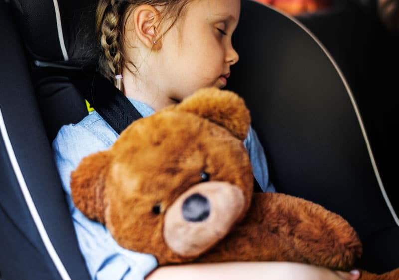 cestovanie s deťmi