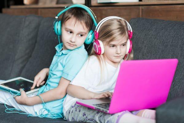 deti a počítač