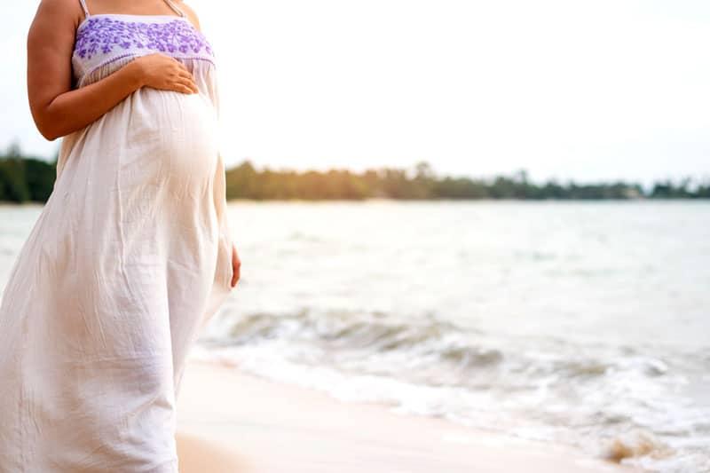 letné oblečenie v tehotenstve