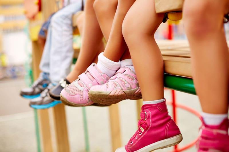 topánky pre dieťa