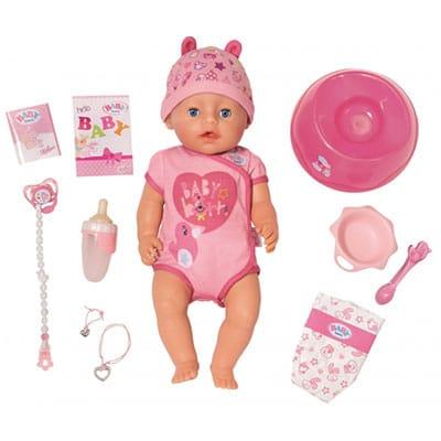 Bábika Baby born