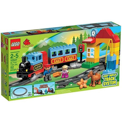 Lego Môj prvý vláčik