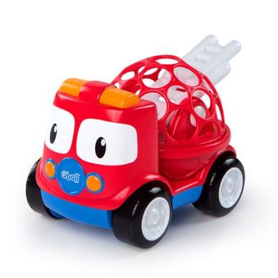 Detské požiarnícke auto