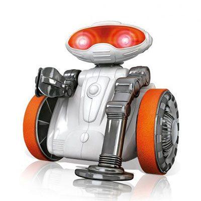 Porgramovateľný robot pre deti