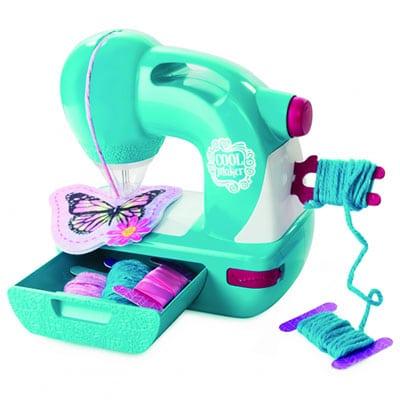 Šijací stroj pre deti