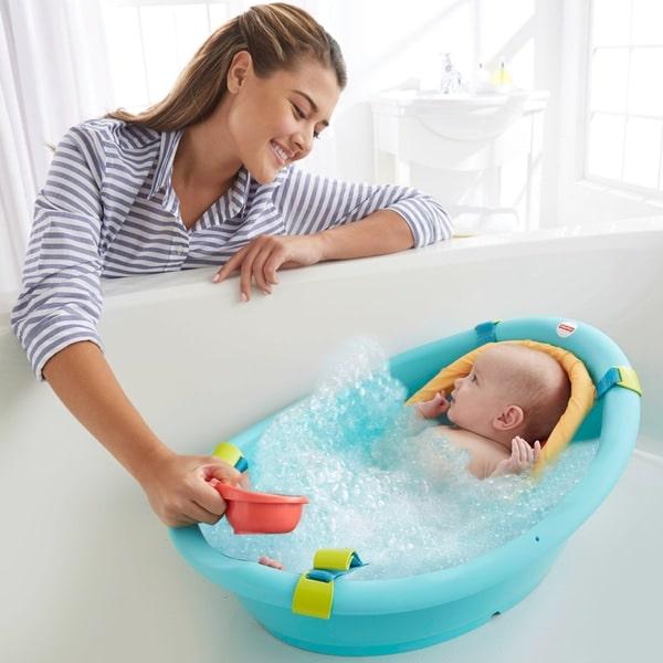 Kúpanie a hygiena bábätka