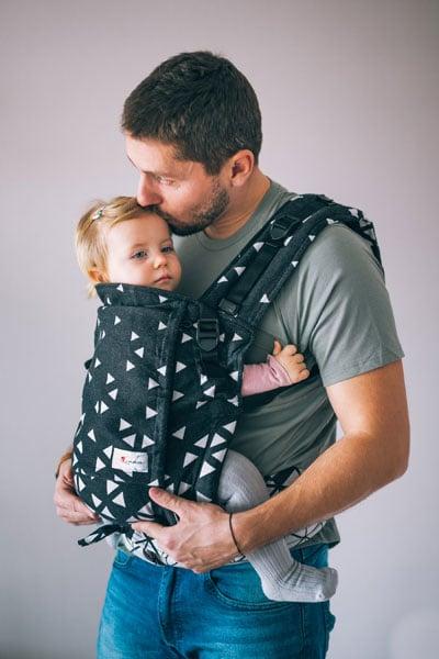 Ergonomický detský nosič