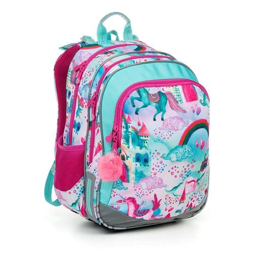 Školská taška pre dievčatá