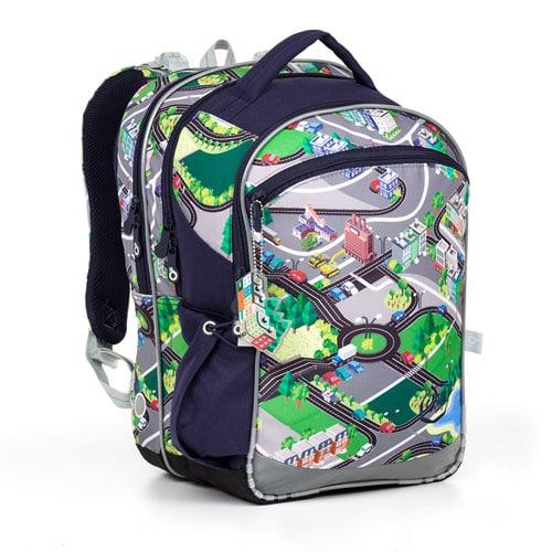 Školská taška pre chlapcov