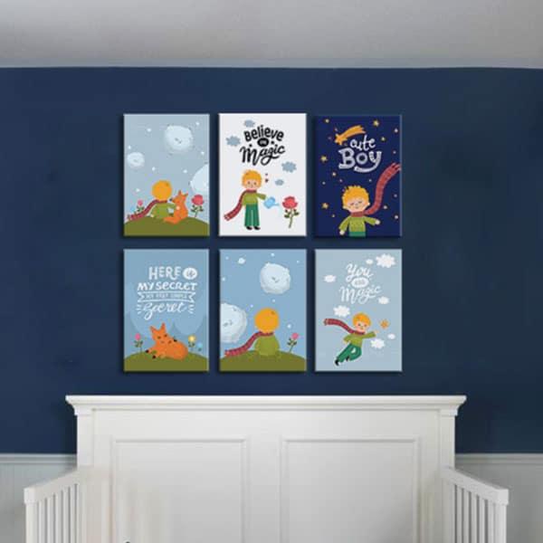 Obrazy do detskej izby