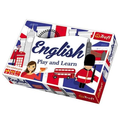 Angličtina hra