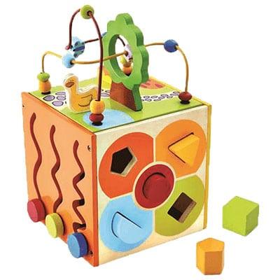 Didaktická kocka pre deti