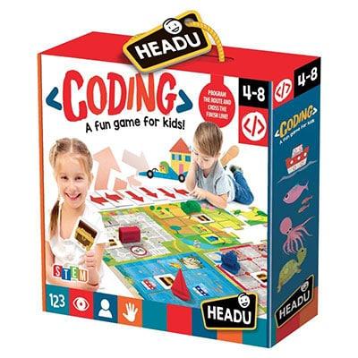 Kódovacia hra