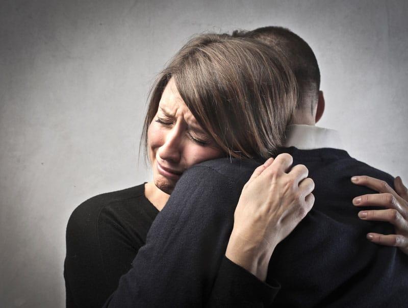 Objatie medzi dospelými