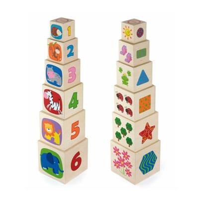 Skladacia veža pre deti