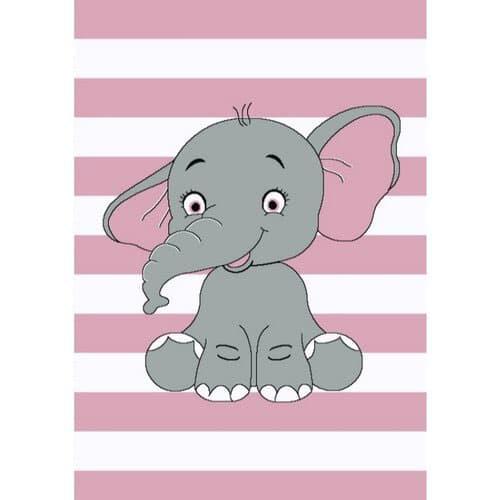 Koberec so sloníkom