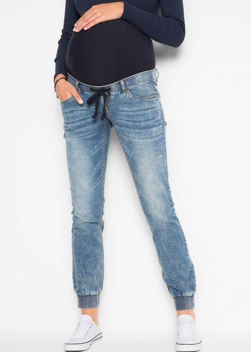 Tehotenské džínsy