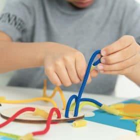 Edukačné montessori hračky