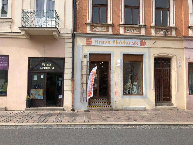 Hravaskolka Košice