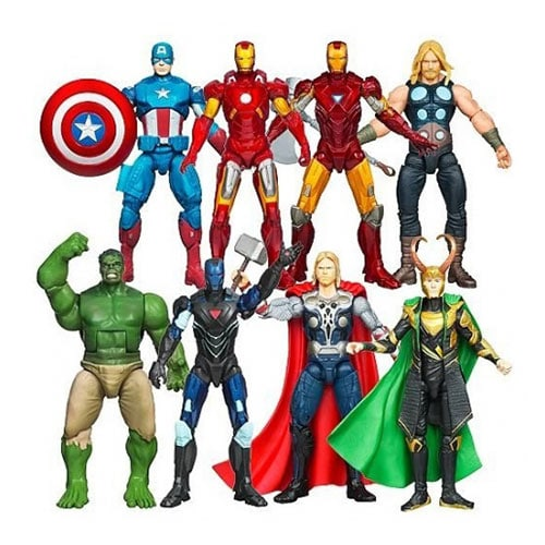 Marvel postavicky