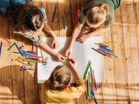 Omaľovanky pre deti na vytlačenie