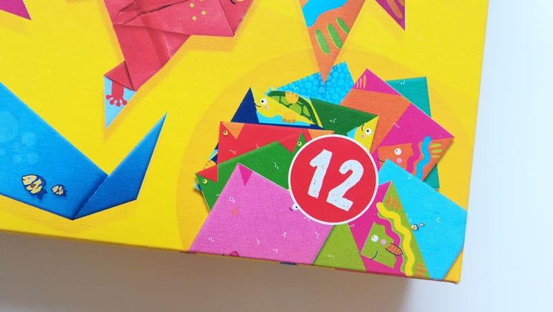 Origami pre deti krabica