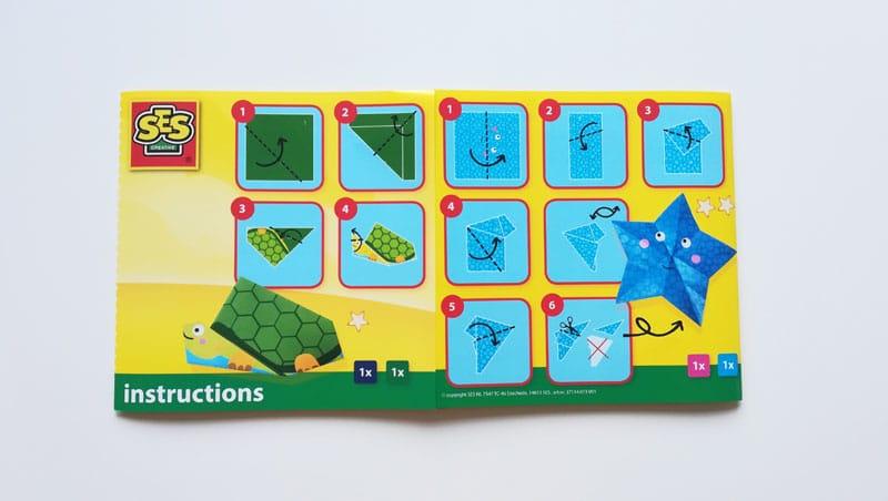 Origami pre deti návod