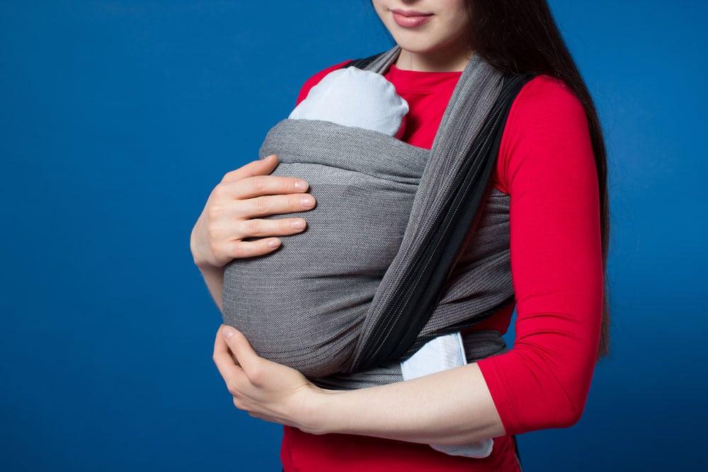 Mýty o nosení detí
