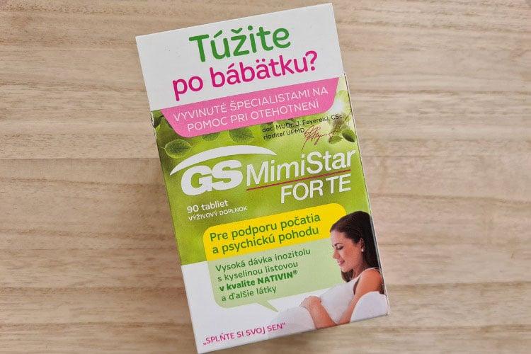 GS Mimistar Forte