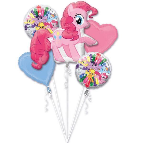Balónová kytica