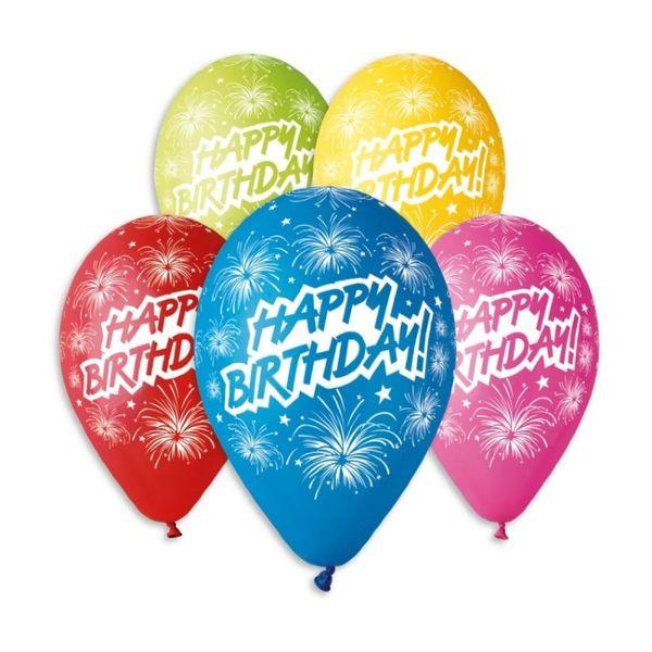 Narodeninové balóny