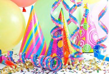 Detská párty oslava