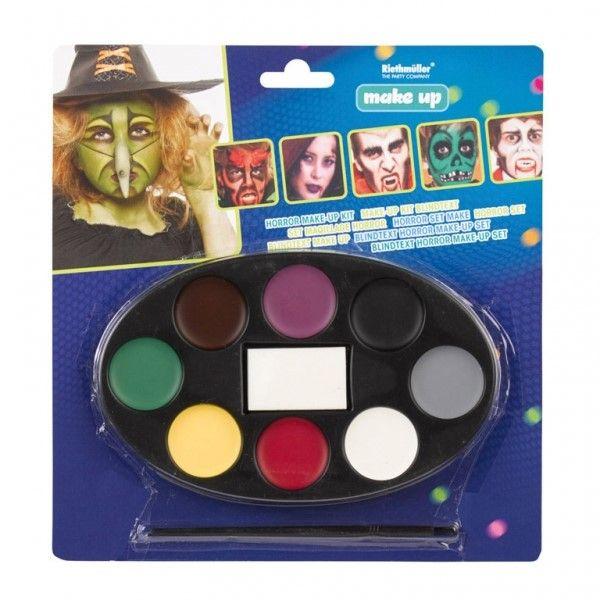 Farby na tvár