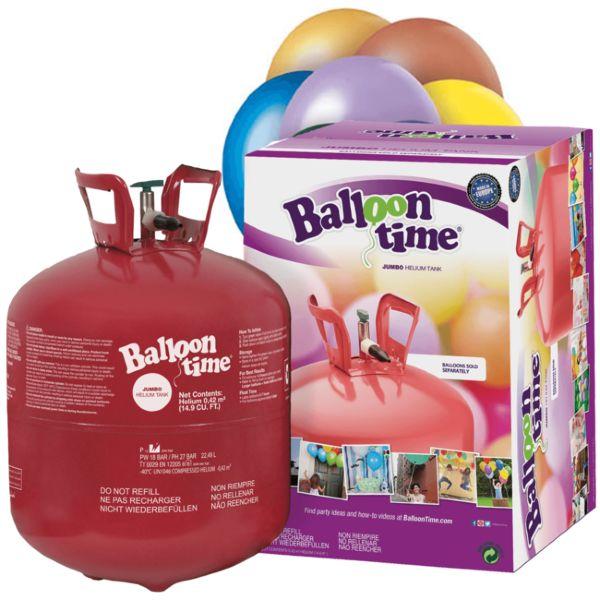 Héliová bomba na plnenie balónov