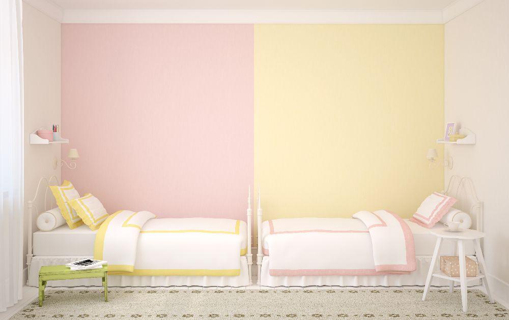 Izba pre dve dievčatá