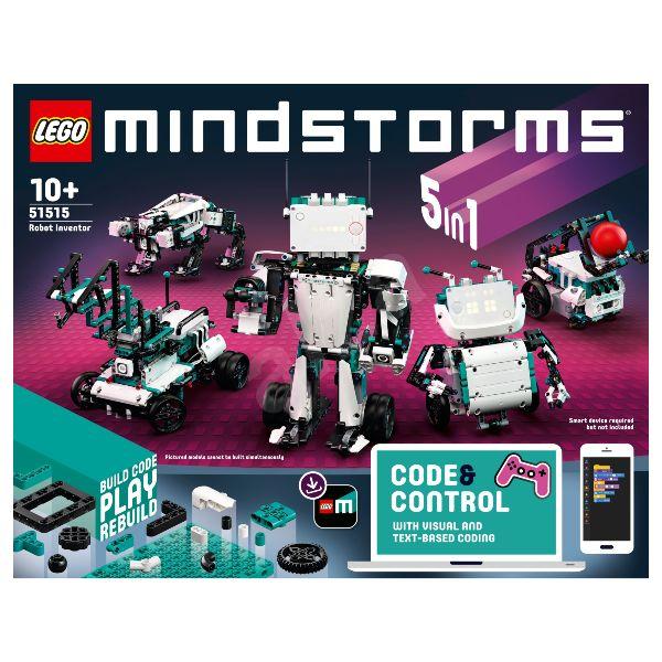 Lego vynálezca robota