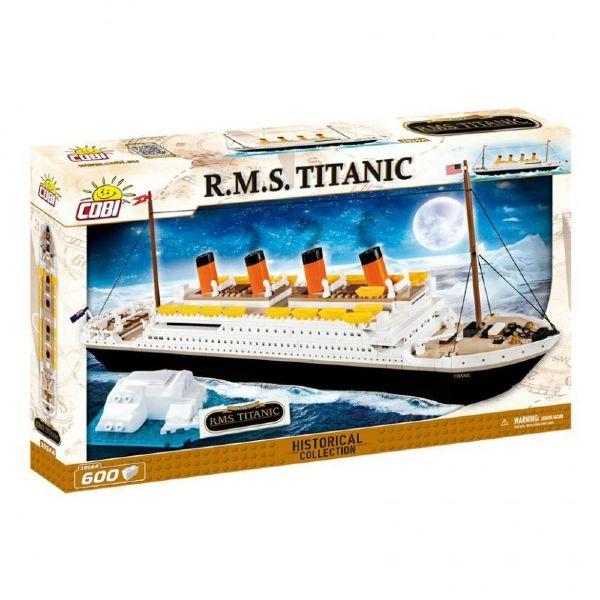 Stavebnica Titanic