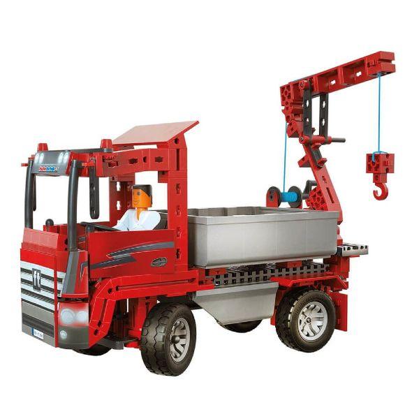 Stavebnica kamión