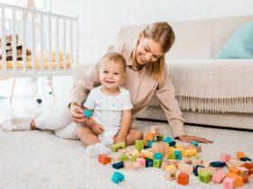 Detské stavebnice a kocky