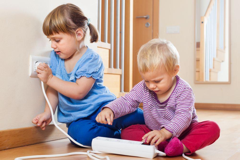 Bezpečnosť detí doma