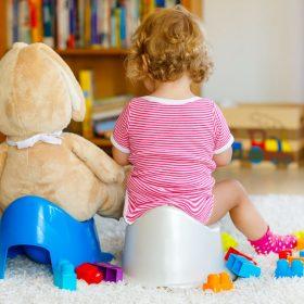 Ako naučiť dieťa na nočník