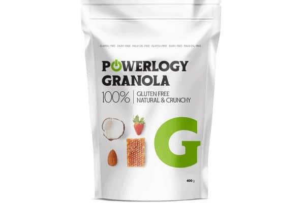 Granola powerlogy